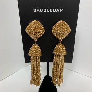 Baubles Gold Drop Earrings